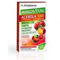 ACEROLA 30 COMPRESSE MASTICABILI ARKOPHARMA