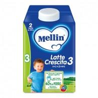 MELLIN 3 LATTE 500 ML