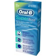 ORALB SUPERFLOSS 50FILI