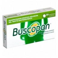 BUSCOPAN  10 MG COMPRESSE 30 COMPRESSE - 1
