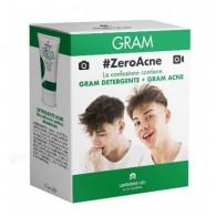 GRAM ZEROACNE 1 GRAM DETERGENTE 50 ML + 1 GRAM ACNE 50 ML - 1