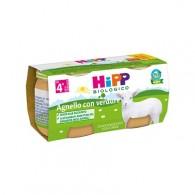 HIPP BIO HIPP BIO OMOGENEIZZATO AGNELLO CON VERDURE 2X80 G - 1