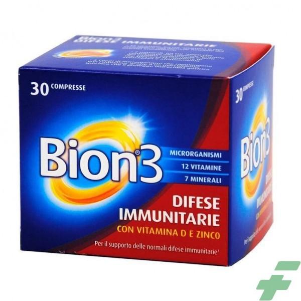 BION 3 30 COMPRESSE