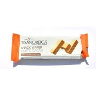 TISANOREICA STYLE SNACK WAFER CACAO 42 G INTENSIVA - 1