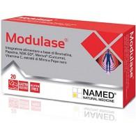NAMED MODULASE 20 COMPRESSE