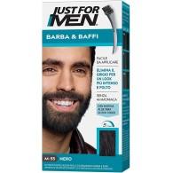 JUST FOR MEN BARBA & BAFFI M55 NERO 51 G