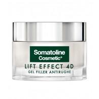 SOMATOLINE C LIFT EFFECT 4D GEL FILLER ANTIRUGHE 50 ML