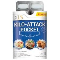 XLS KILO ATTACK POCKET 10 COMPRESSE