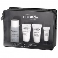 FILORGA DISCOVERY KIT 1 SOLUZIONE MICELLARE + 1 MESO MUSK + 1 CREMA TIME FILLER + 1 OPTIM EYES