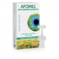 AFOMILL ANTIARROSSAMENTO SENZA CONSERVANTI 10 FIALE DA 0,5 ML