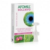 AFOMILL SOLLIEVO GOCCE OCULARI OCCHI 10 FIALE DA 0,5 ML