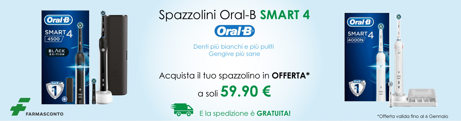 Spazzolini Oral-B